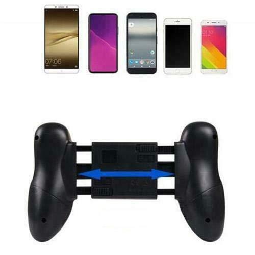 Generic N4U Online® Gaming-Griff-Controller-Hülle für Wileyfox Spark X