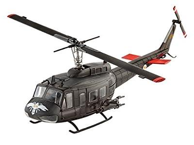 """Revell 04983 """"Bell UH-1H Kampfhubschrauber"""" Modellbausatz von Revell"""
