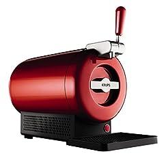 Idea Regalo - THE SUB VB6505 - Spillatore di Birra, Rosso