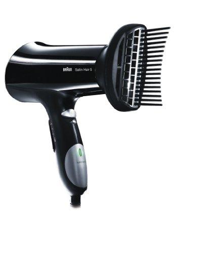 Braun Satin Hair 5 HD 550 Haartrockner (inkl. Kamm- und Bürstenaufsatz)