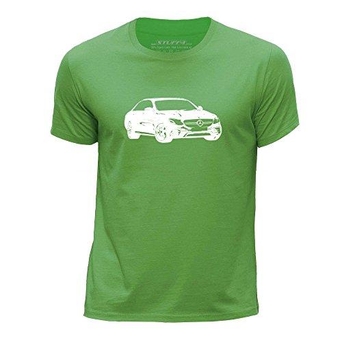 STUFF4 Jungen/Alter 7-8 (122-128cm)/Grün/Rundhals T-Shirt/Schablone gebraucht kaufen  Wird an jeden Ort in Deutschland