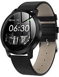 12shage Smartwatch Reloj Inteligente Android,Pulsera Actividad Inteligente para Deporte, Reloj Inteligente para Hombre