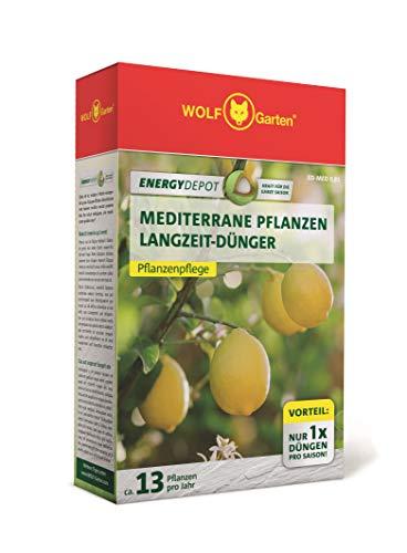 WOLF-Garten Mediterrane Pflanzendünger grün