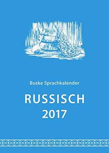 Sprachkalender Russisch 2017
