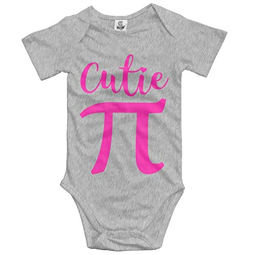 Cutie Cop Kostüm - TKMSH Unisex Baby's Climbing Clothes Set Cutie Pi Bodysuits Romper Short Sleeved Light Onesies for 0-24 Months