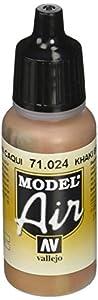 Vallejo Model Air 17ml - Khaki Brown 71024