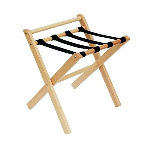 ZStyle Porte-valises en bois pour chambre, en hêtre,...