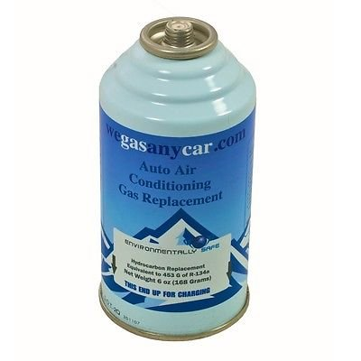 Car Aircon Air Con Air Conditioning Top Up Recharge Refill Regas DIY Gas Can Test