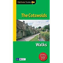Pathfinder the Cotswolds: Walks (Pathfinder Guide)