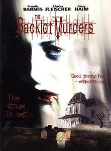 Backlot Murders : Letterbox Edition