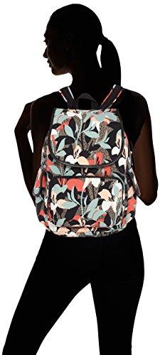 Kipling City Pack, Sacs à dos Multicolore (Lily Garden)