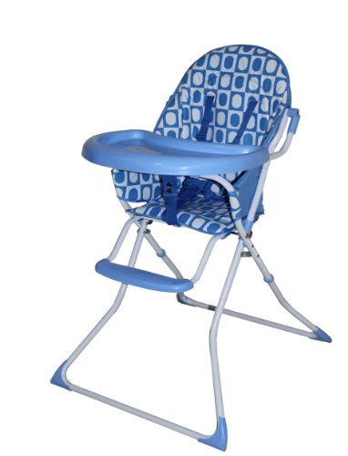 Babyco Its Food Time High Chair (Blue) 41FMwsEhCLL