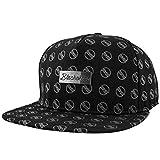 Blackskies Evoke Snapback Cap Unisex Baseball Mütze Kappe Schwarz Logo Print Style