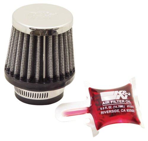 Preisvergleich Produktbild K&N RC-0790 Universal Chrom Filter
