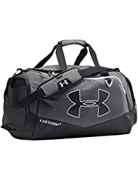 Under Armour UA Undeniable MD Duffel II Bolso de mano, Unisex adultos, Gris (Graphite)