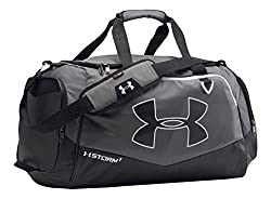Under Armour Unisex Sporttasche Storm Undeniable II MD, gph, 33 x 64 x 28 cm medium, 60 liters, 1263967-040