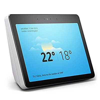 "All-New Echo Show (2nd Gen) – Premium Sound and a Vibrant 10"" HD Screen"
