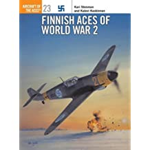Finnish Aces of World War 2 (Aircraft of the Aces, Band 23)