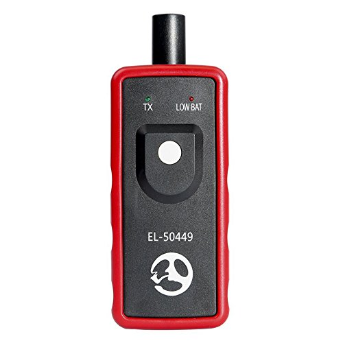 TOOGOO EL-50449 Auto-Reifendruck Monitor Sensor TPMS umlernen Zuruecksetzen Werkzeug OEC-T5 Fuer Fahrzeuge der Ford-Serie