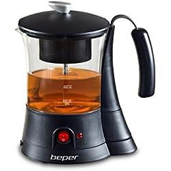 Beper 90836.0 Tetera eléctrica, Negro