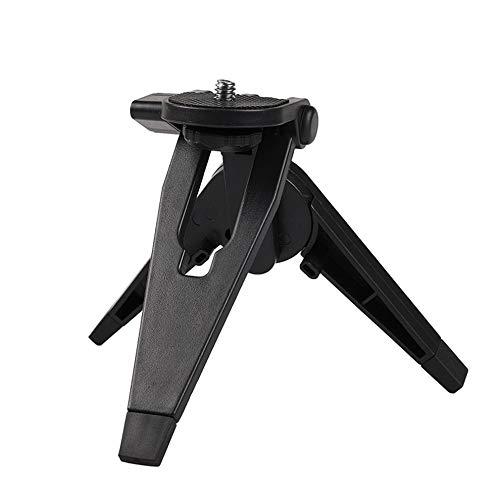 MMMYANG Tragbare Mini Stativ Drehung Desktop & Griff Stabilisator Klappstativ Stehen Für Handy Kamera Tischstative