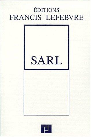 SARL par  Francis Lefebvre (Relié)