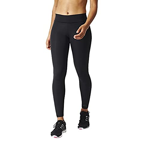 adidas Damen Tights WOLONG, schwarz, XS, AI7286