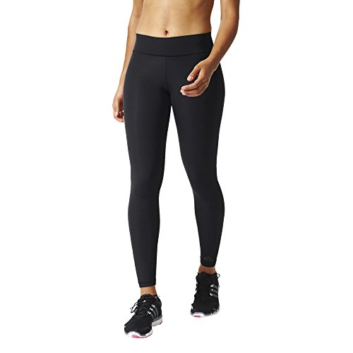 adidas Damen Tights WOLONG, schwarz