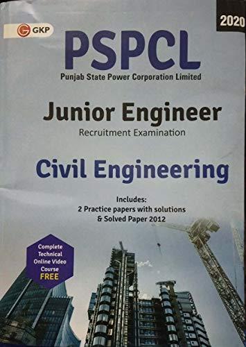 PSPCL (Punjab State Power Corporation Ltd.) 2020 : Junior Engineer - Civil