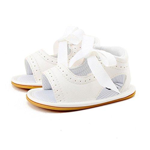 Chaussures Bébé 2017 Rawdah Chaussures De Sandales Soft Fond Blanc
