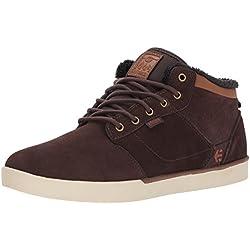 Etnies JEFFERSON MID, Chaussures de Skateboard homme - Marron (brown), 42.5 EU