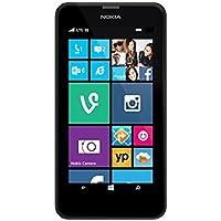 Nokia Lumia 635 Smartphone, 8 GB, Nero [Italia]