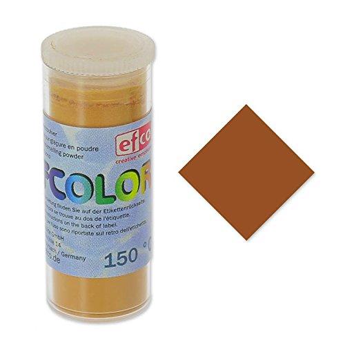 poudre-de-sur-glacure-efcolor-cognac-x10ml