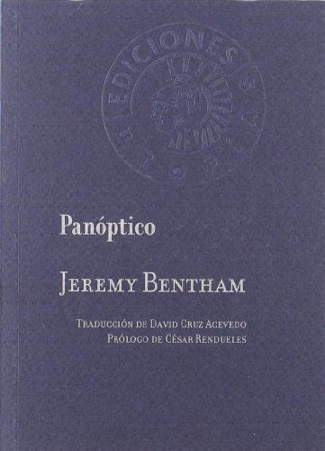 Panoptico (Utopias) por Jeremy Bentham