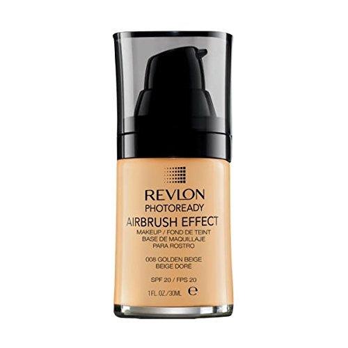 Revlon PhotoReady Airbrush Effect #008 Golden Beige 30ml