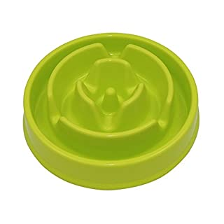 Vinallo Slow Fun Feeder Fun Bowl Slow Pet Dog Mulberry Feeder Slow Feed Interactive Bloat Stop Bowl