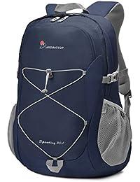 Mountaintop 30L mochila de Acampada 55*35*25cm Azul