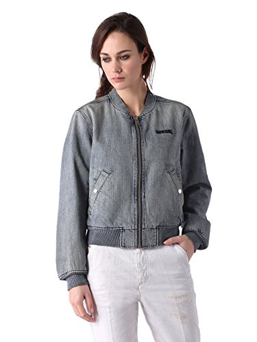 917eaeee91 Diesel G-ASY-A Donne Giacca di Jeans Giacca Giacca