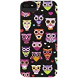 Griffin WiseEyes Housse pour iPhone 5 Noir/Rose