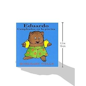 Eduardo cumpleanos en la piscina / Edward in Deep Water (Edward-the-Unready)