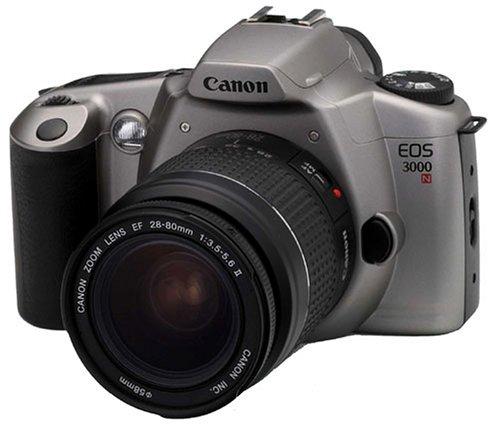 Canon eOS 3000N appareil photographique reflex mono-objectif avec canon 28 x 80 mm