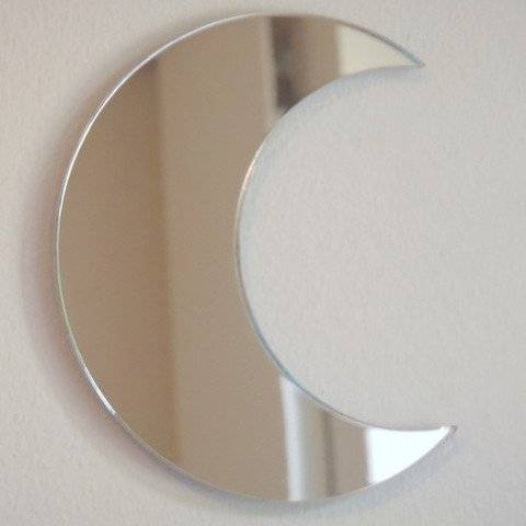 Super Cool Creations Luna Espejo-50cm x 40cm