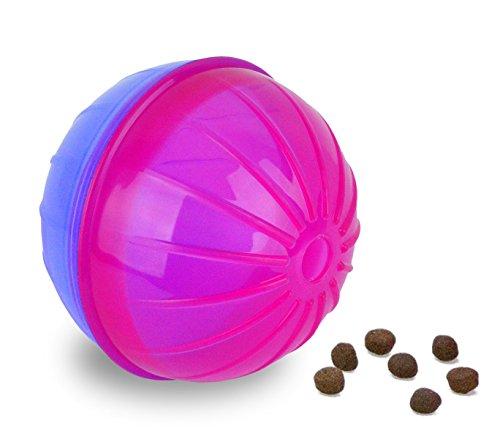 10196-jouet-intelligent-pour-animaux-bally-avec-ouverture-pour-les-croquettes-fushia