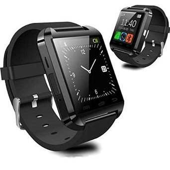 HTC Desire 500 Dual Sim Compatible and Certified Smart Android OS U8 Watch and Activity Wristband with Wireless Bluetooth Connectivity ( Get Mobile Charging Cable worth Rs 239 FREE & 180 days Replacement Warranty )