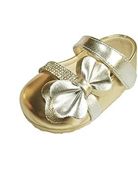 Cinda Zapatos chispeantes del partido de los bebésa