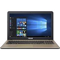 "ASUS X540UA-DM120T PC Portable 15,6"" Full HD Noir(Intel Pentium, 4 Go de RAM, Disque Dur 1 to, Intel HD Graphics, Windows 10 64 bit)"