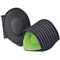 JASZHAO 4 Stück Gefallene Bogenstütze Kissen Flache Füße Fußpflege Schmerz-Wrap-Pads preisvergleich bei billige-tabletten.eu