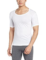 Force NXT Mens Cotton Vest (8902889607870_MNFF-142_Large_White)
