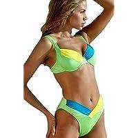 meinice sexy Calypso color block Bikini