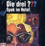 Die drei ??? - CD / Die drei ??? - Spuk im Hotel